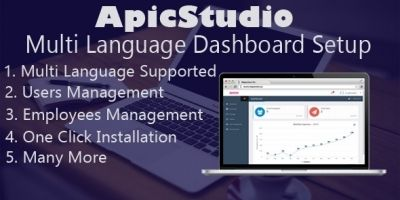 Apic Dashboard Setup Laravel