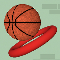 Dunk The Hoops - Hyper Casual Basketball Game