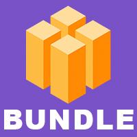 Buildbox Hyper Casual Games Bundle Pack Of 4