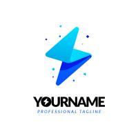 Energy Modern Logo Template