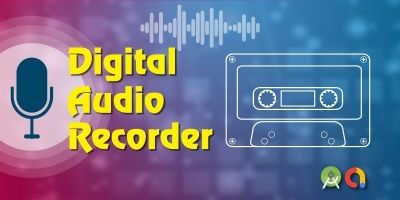 Advance Audio Recorder - Android Source Code