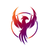 phoenix-colorful-logo-template