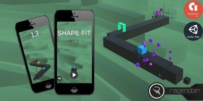 Shape Fit - Complete Unity Game