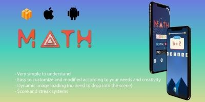 Math - Buildbox Template