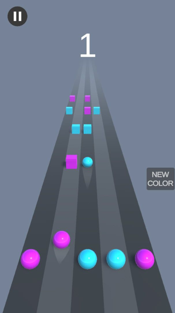 Color Dash - Complete Unity Game by Ragendom | Codester