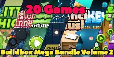Buildbox Mega Bundle Volume 2