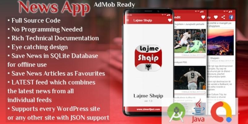 News App - Full Native Android App
