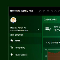 Admin Pro - Bootstrap 4 Admin Template