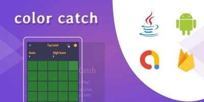 Color Catch - Android Source Code