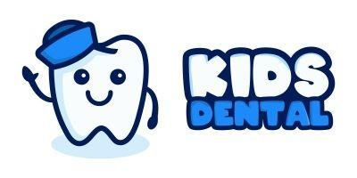 Cute Dental - Logo Template