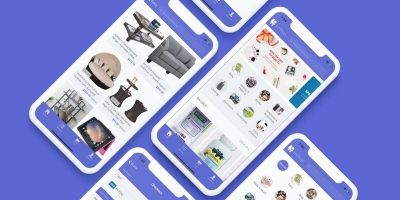 IonShop 2 - Ionic App Template With Backend
