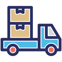 100 Delivery Services And Logistics Icons Pack