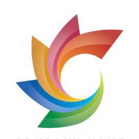Colorful Circle Company Logo Design - Vector