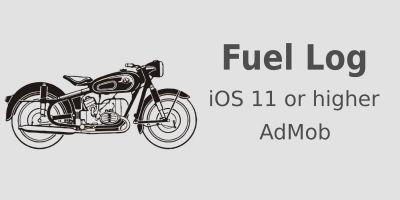 Fuel Log - iOS Source Code
