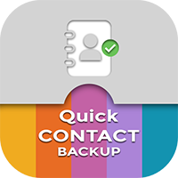 Contact Backup And Restore - Android Source Code