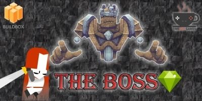 The Boss - Full Buildbox Game