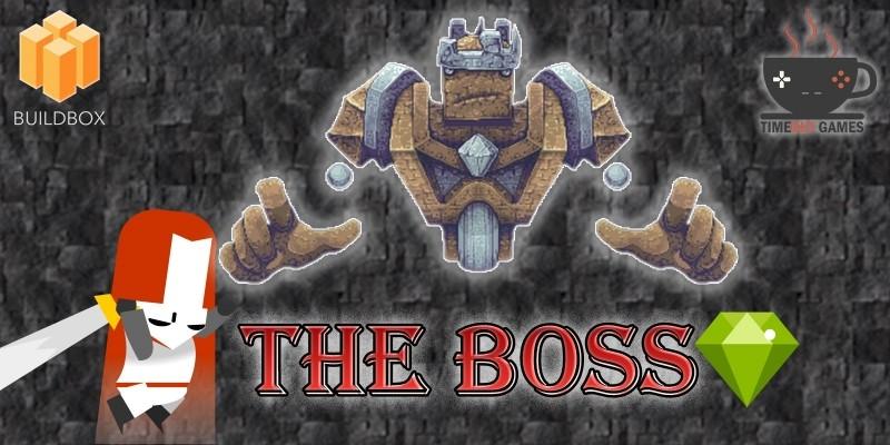 The Boss - Full Buildbox Game