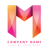 modern-and-colorful-m-logo-design-vector