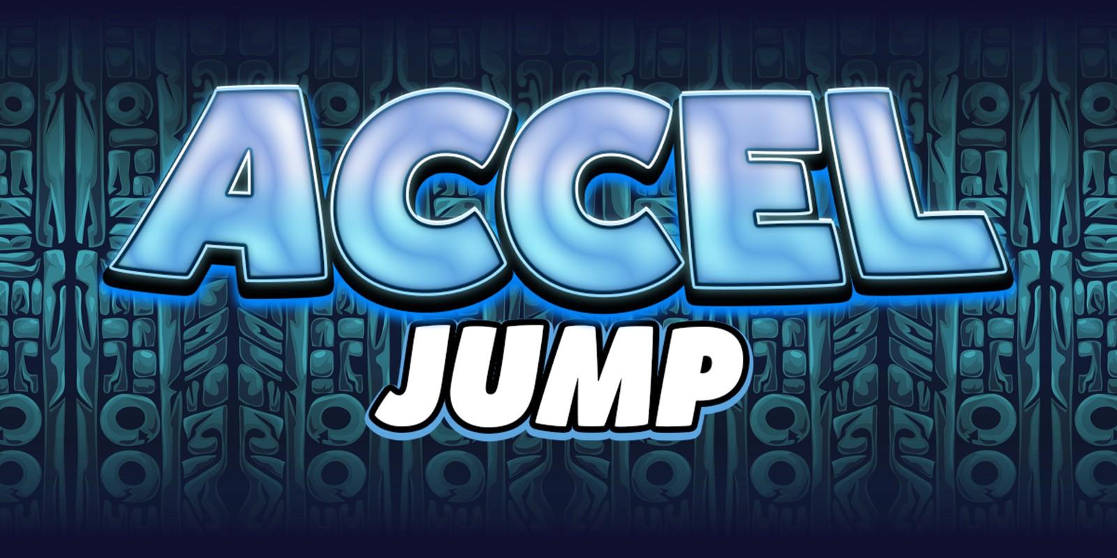 Accel Jump - Buildbox Template