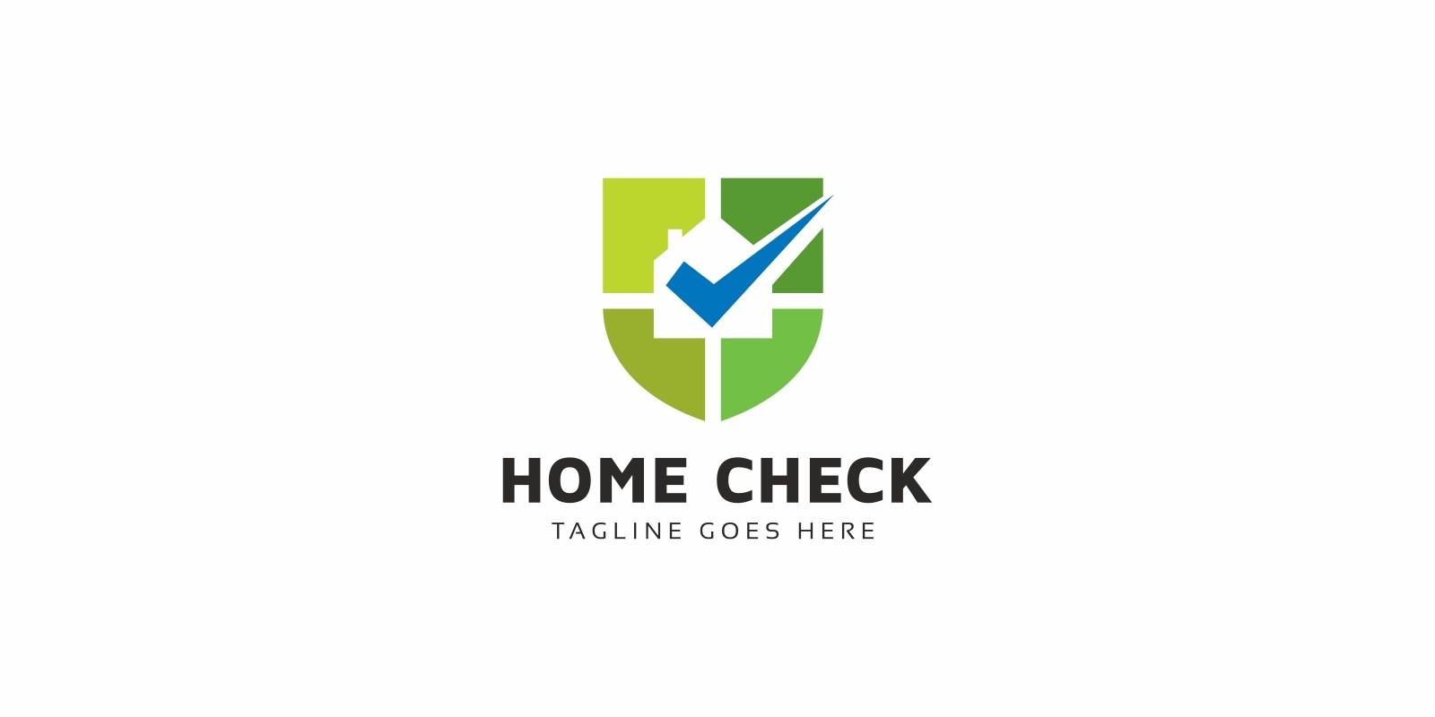 Home Check Logo