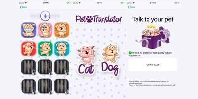 CatDog Translator - iOS Source Code