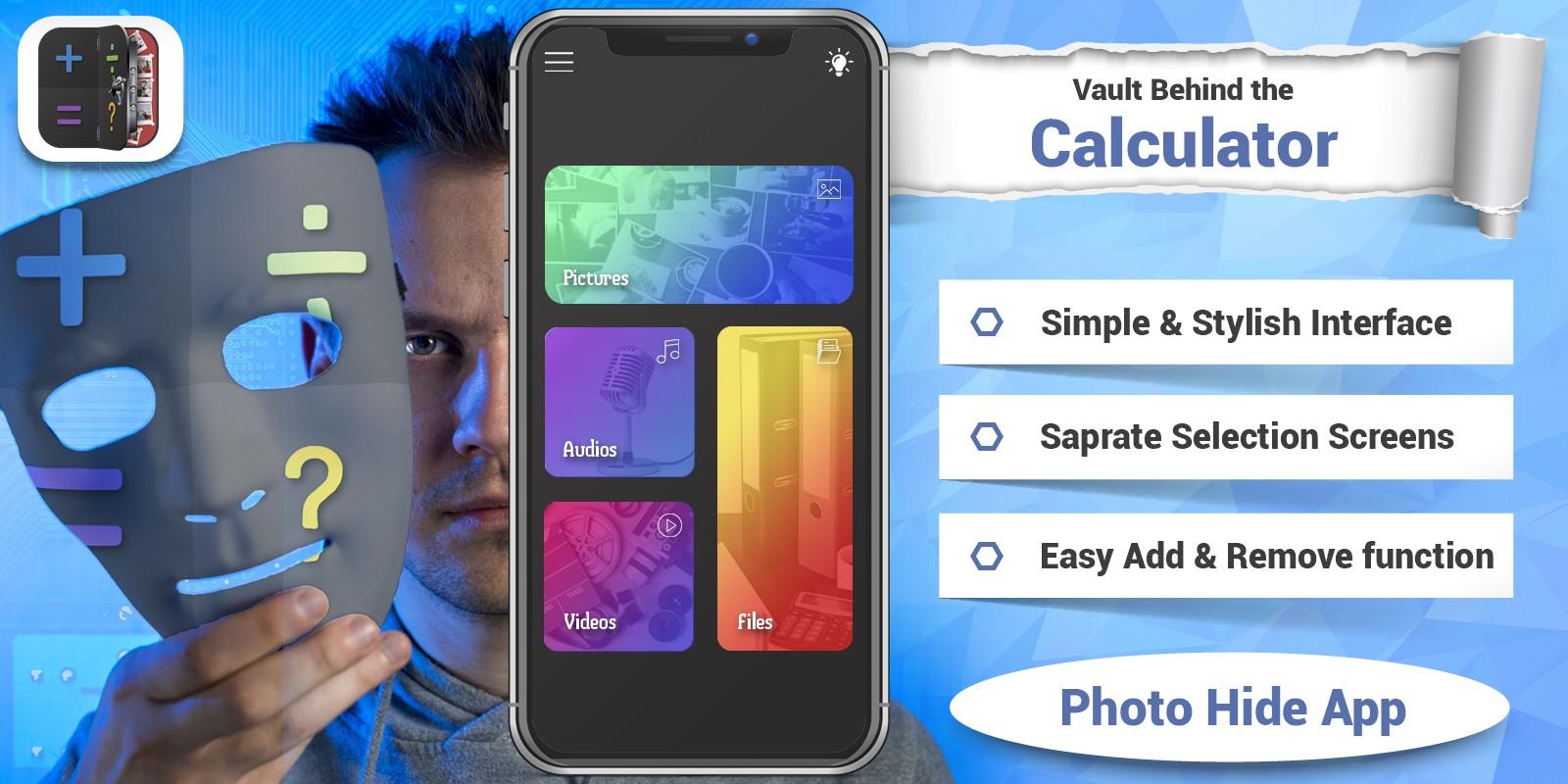 Calculator Vault  - Android Source Code