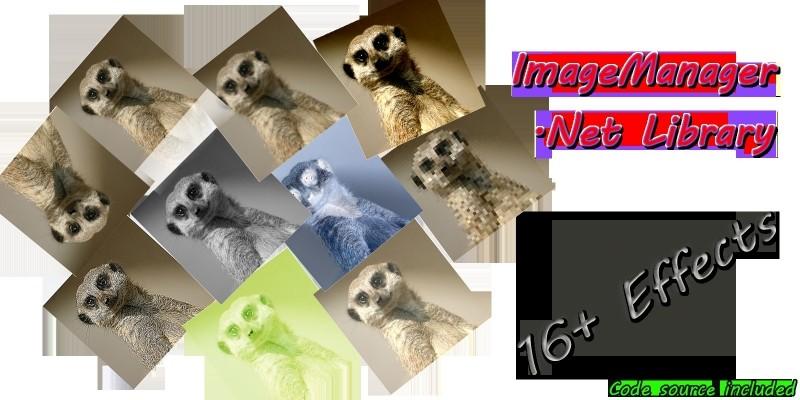 ImageManager .NET Library