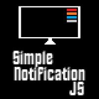 Simple Notification Javascript