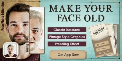 Make Your Face Old - Android Source Code