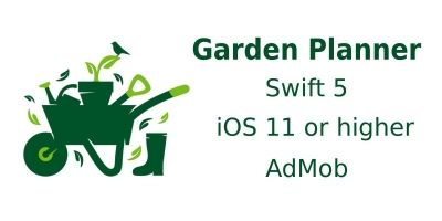 Garden Planner - iOS Source Code