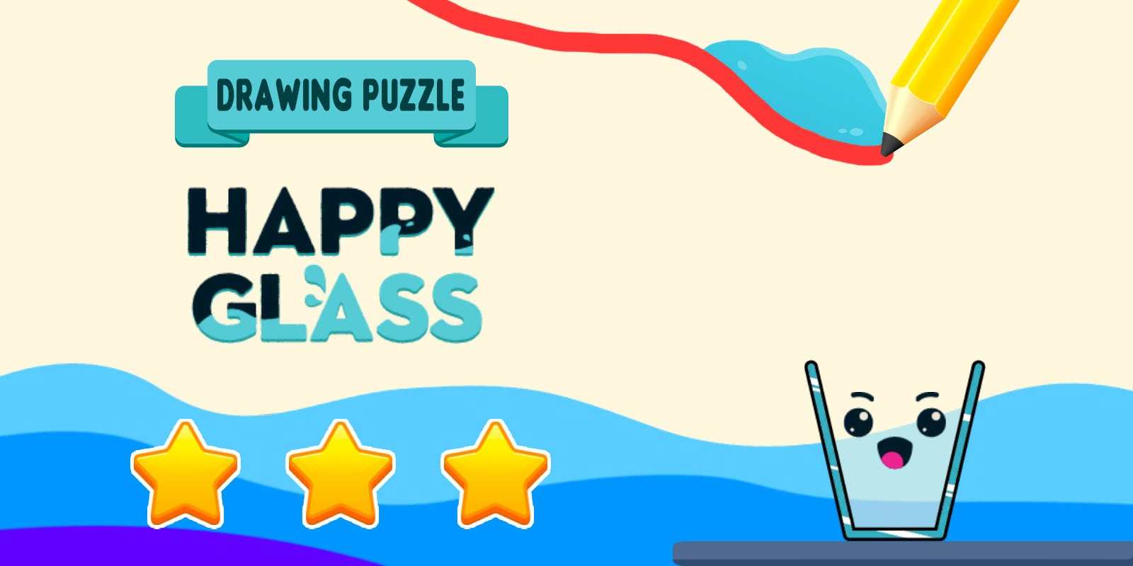 Happy Glass - Complete Unity Game