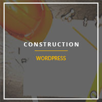 Arch - Construction Building WordPress Theme