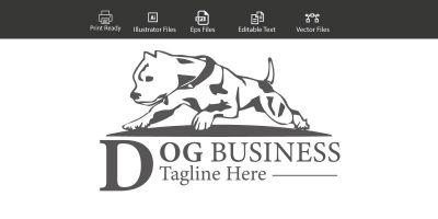 Dog Business Logo