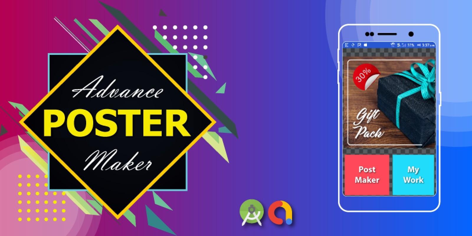 Poster Maker And Flyer Designer - Android Source