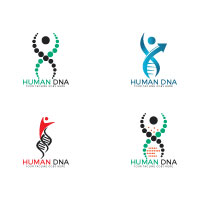 DNA Tree Logo Design