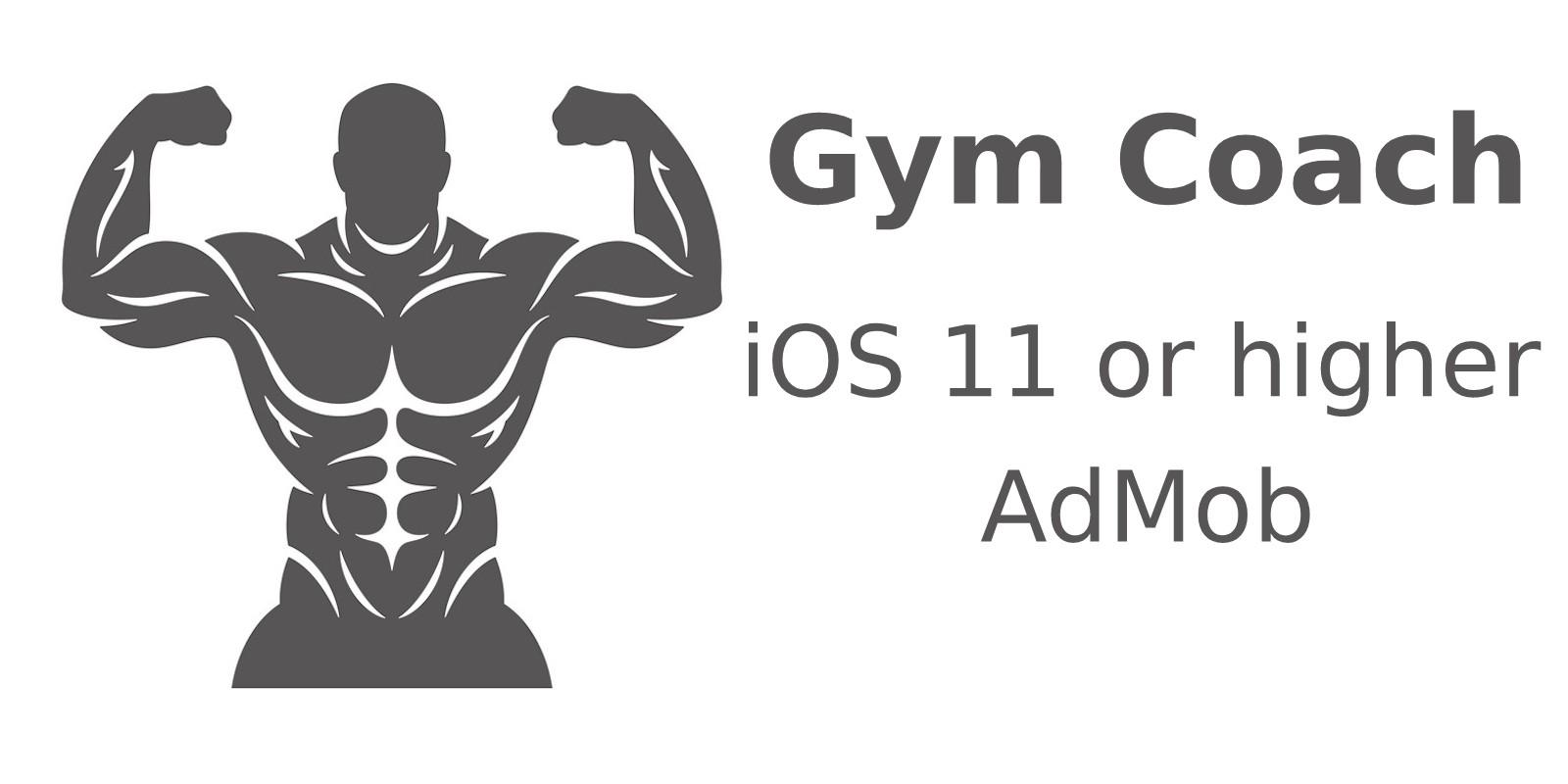Gym Coach - iOS Source Code