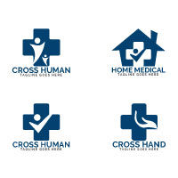 Home Medical Logo Design