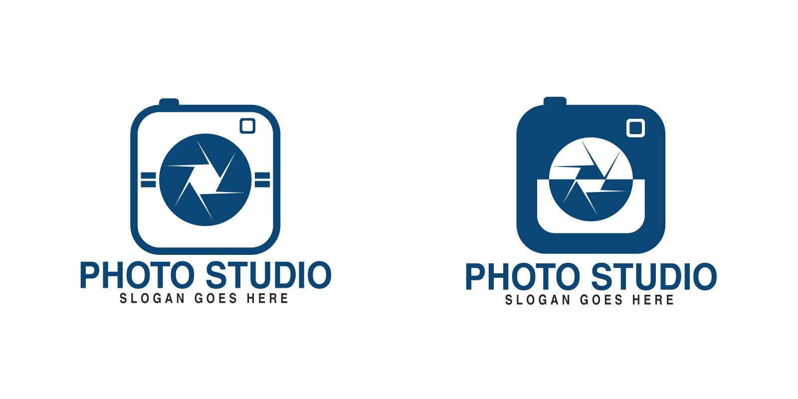 Photo Studio Logo Design