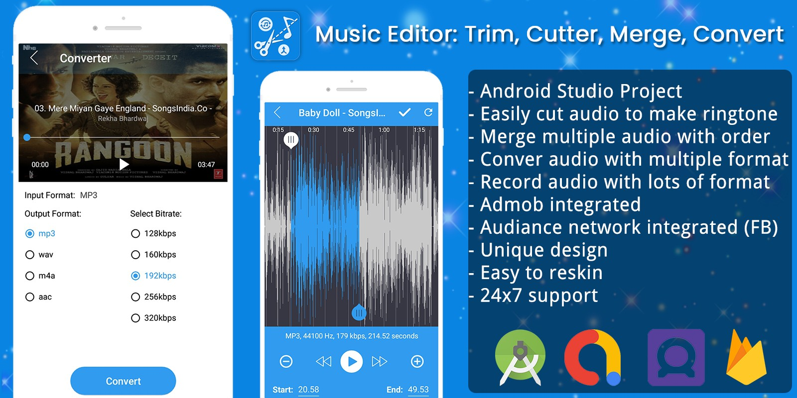 Music Editor - Android Source Code