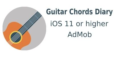 Guitar Chords Diary - iOS Source Code