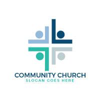 Community Church Logo Design