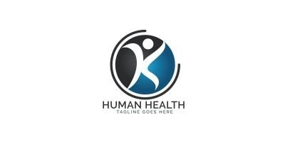 Happy Human Logo Design