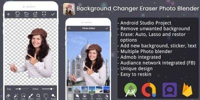 Background Changer Eraser - Android Source Code