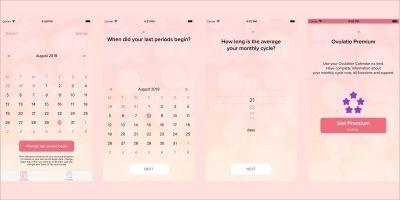 Ovulation Calendar - iOS Source Code