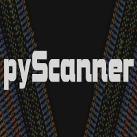 pyScanner - Multithreaded Python Port Scanner