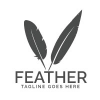 feather-elegant-logo-design
