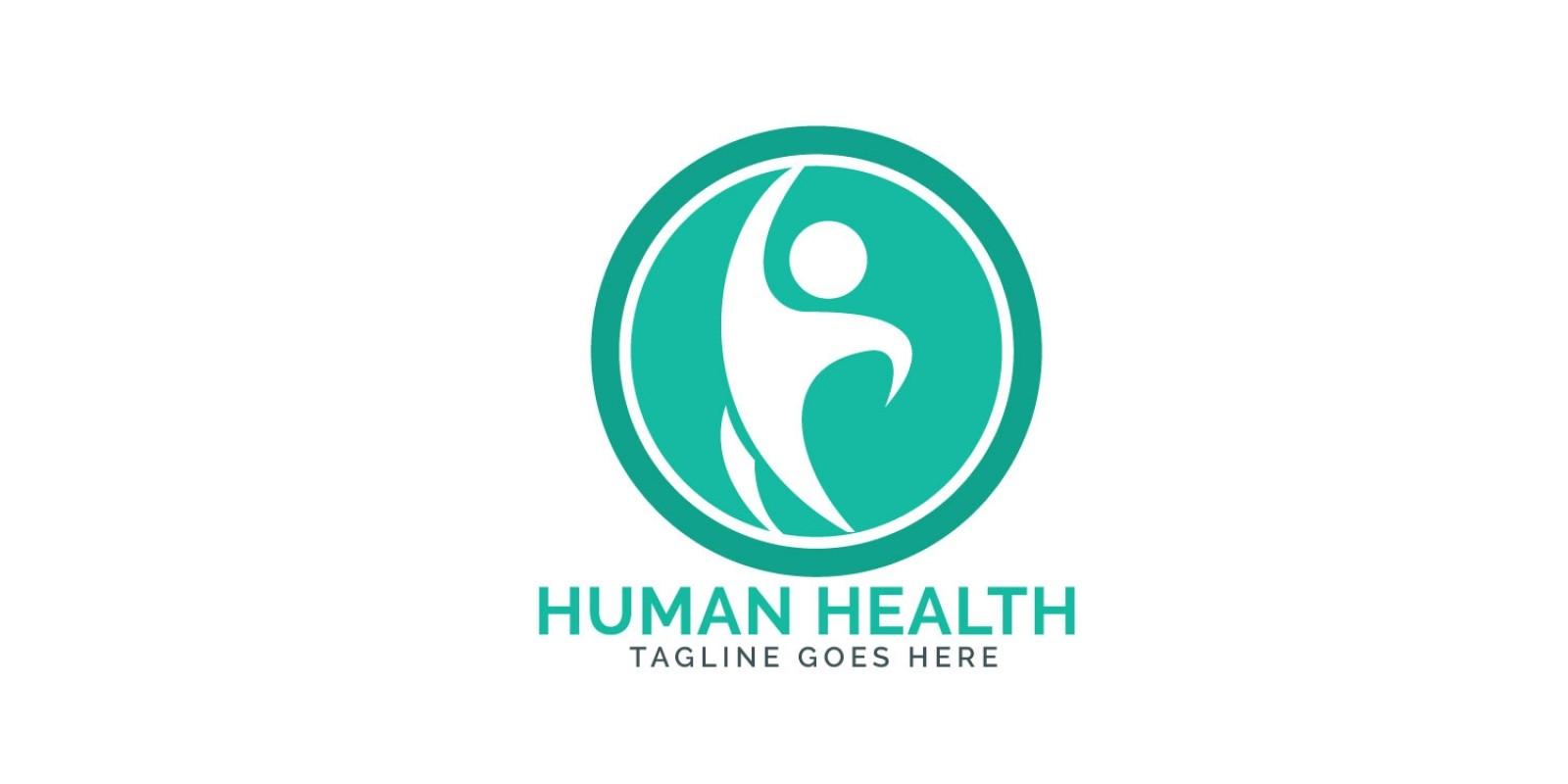 Human Character Logo Design