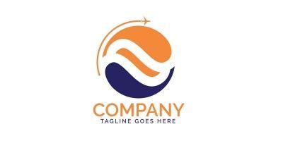 Travel Agency Logo Design