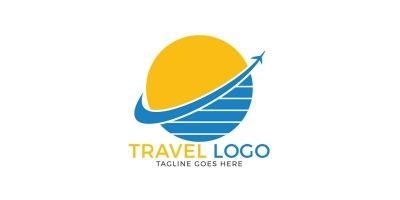 Travel Company Logo Design