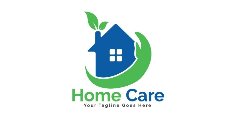 Home Care Logo Design